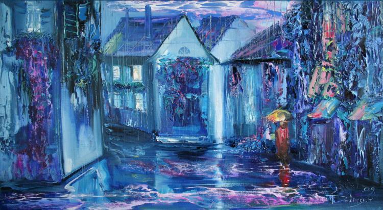 Сон про дождь