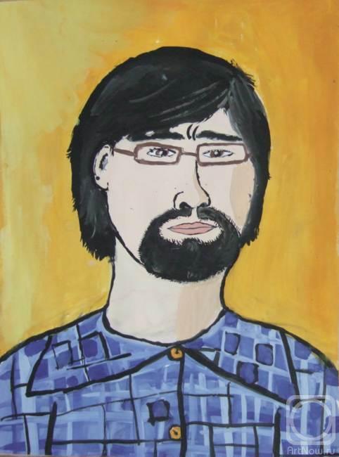 картинка портрет папы